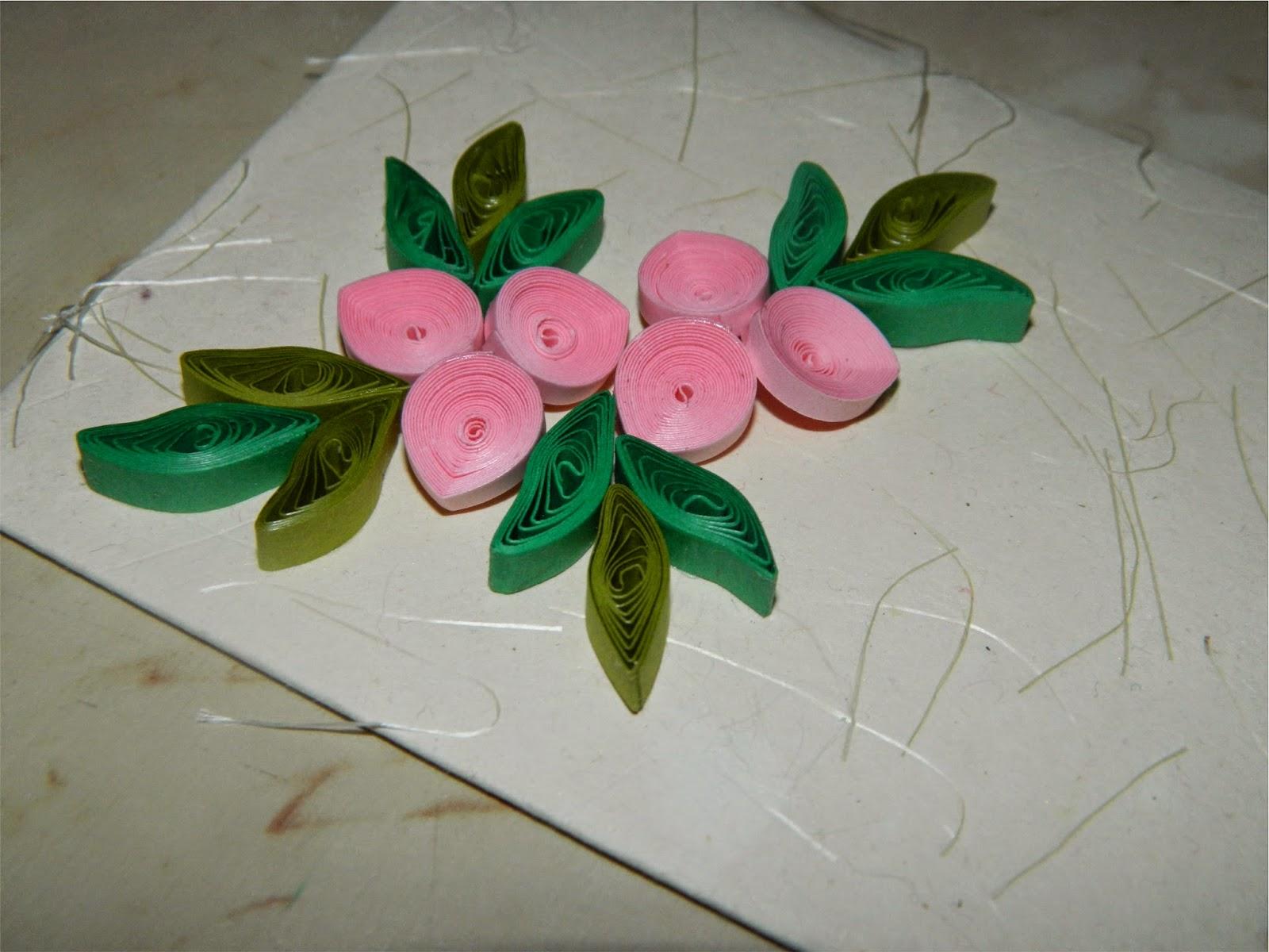 Paper Quilling Designs For Envelope Creative Art Craft Work