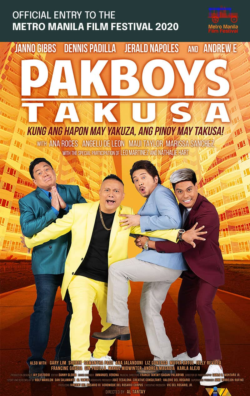 PakBoys Takusa MMFF 2020 Entries