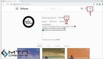 Cara Menonaktifkan Akun Instagram 3