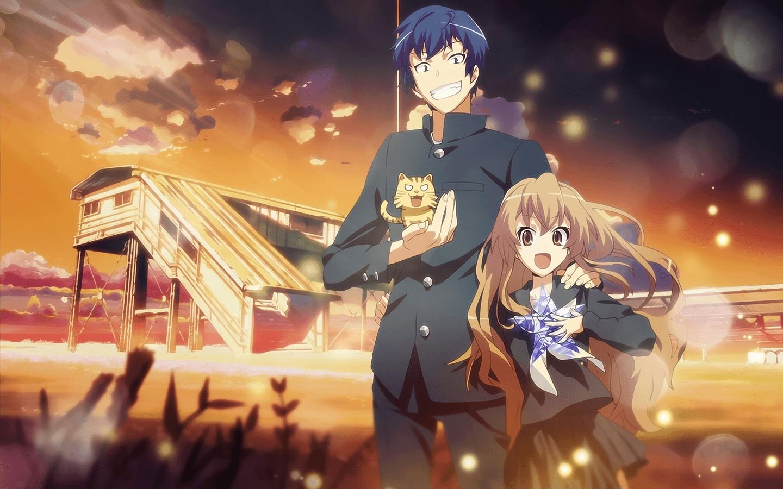 Toradora wallpaper anime