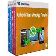 Download Android iPhone WhatsApp Transfer Plus v3.2.114 full crack
