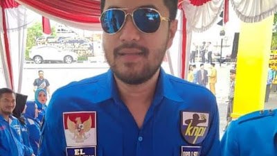 El Adrian Shah Usulkan Sumut Tuan Rumah Kongres Islah KNPI
