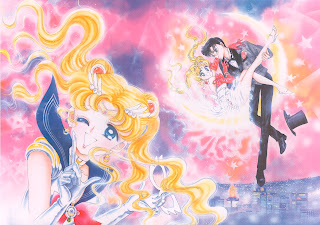 guerrière sailor moon,les origines de la diva des magical girls