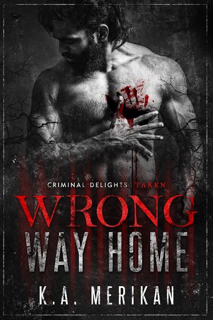 So good #BookReview Wrong Way Home by @KA_Merikan #DarkRomance #MMRomance
