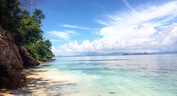 Pulau Condong Wisata Lampung