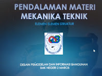 Materi Mekanika Teknik SMK -  Elemen - elemen Struktur