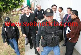 Detienen a Arturo Bermúdez Zurita ex secretario de Seguridad Pública Veracruz