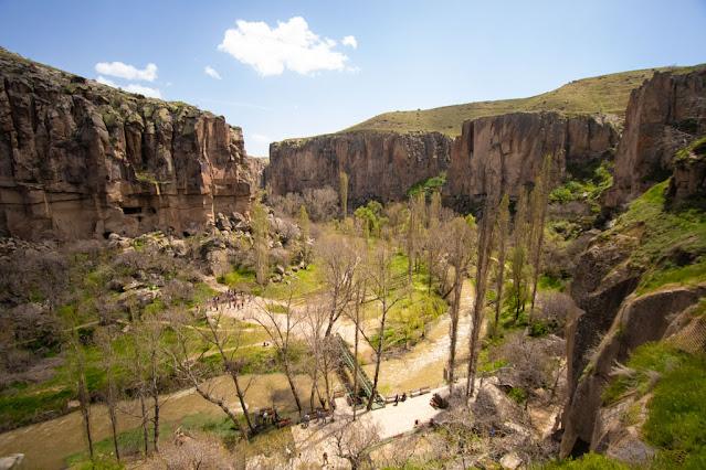 Ihlara valley-Cappadocia
