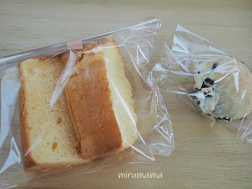 てくてくのパン
