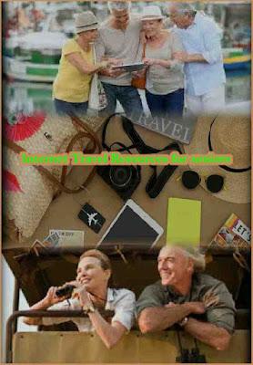 Internet Travel Resources for seniors, seniors resources