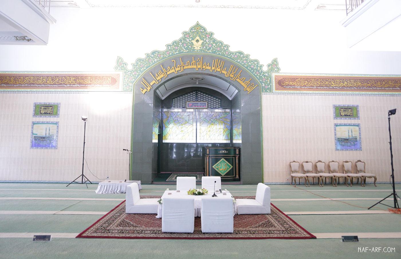 Arfi & Nafisah Wedding