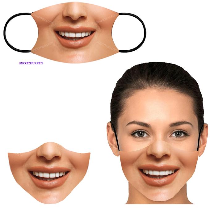 Face Mask Design Face 1