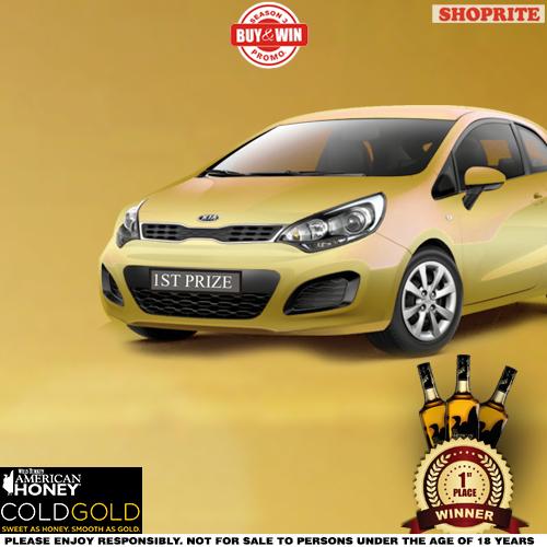 @Shoprite_NG Promo. Win One of Three Kia Rio's