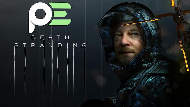 قصة لعبة death stranding