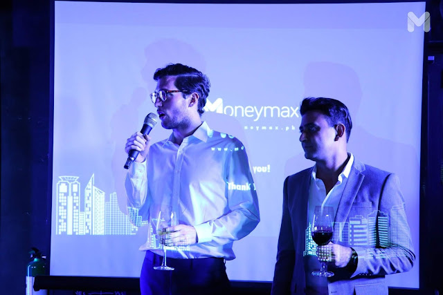 L-R: Moritz Gastl, Country Manager, Philippines, Moneymax; Prashant Aggarwal, Chief Commercial Officer, Compare Asia Group.