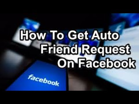 How To Get Real Unlimited Auto Friend Requests On Facebook In Just 1 Minute