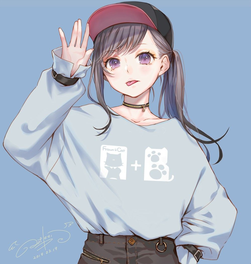 Download Wallpaper Anime Cantik