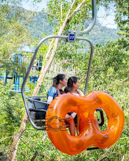 Gravityplay World Longest Slide Grand Launch at ESCAPE Theme Park Penang