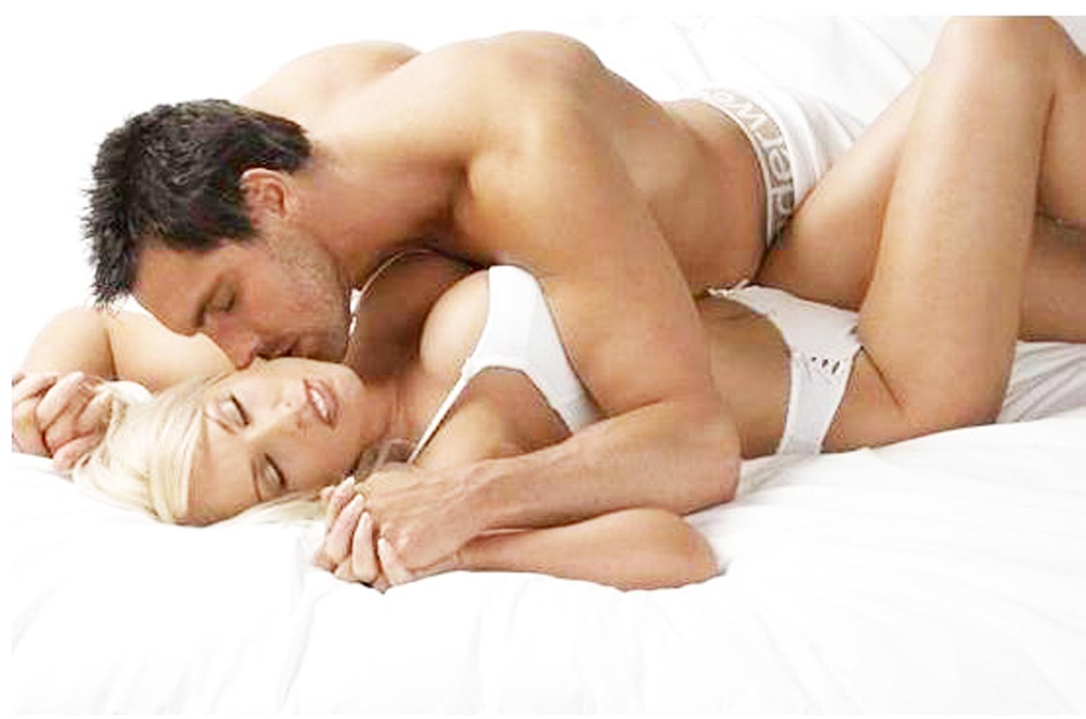 Безумный секс и нежная любовь