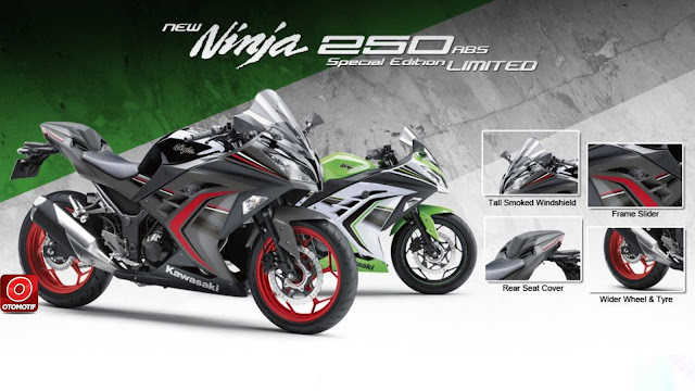 Kawasaki Ninja 250 ABS Limited Edition