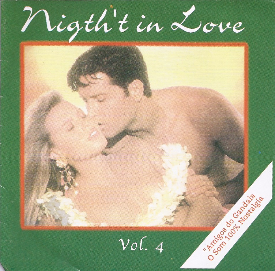 NIGTH T IN LOVE VOL. 4 -  RARIDADE