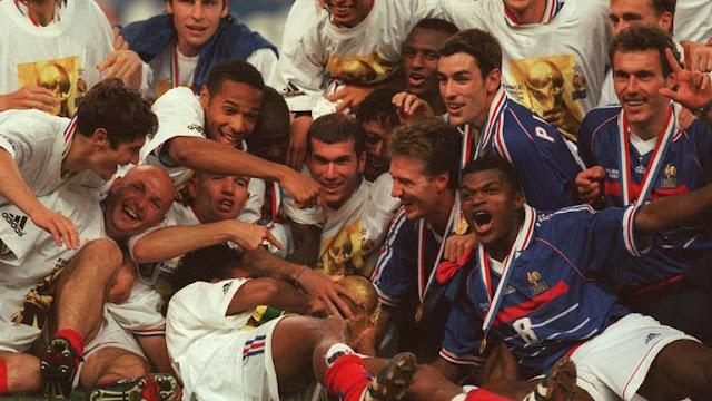 Fakta Trivia Menarik Sempena World Cup Russia 2018
