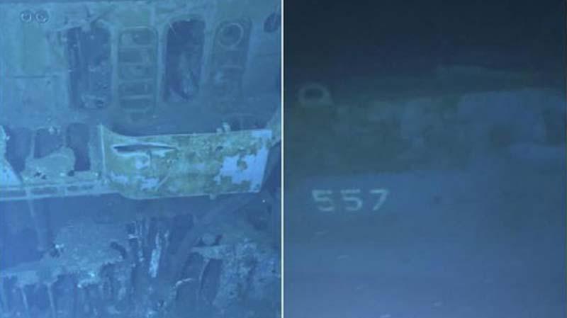Bangkai Kapal Paling Dicari dalam Sejarah Ditemukan