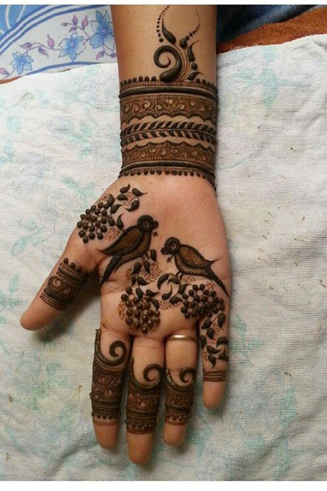 Simple Mehndi Designs Book Latest Mehndi Designs