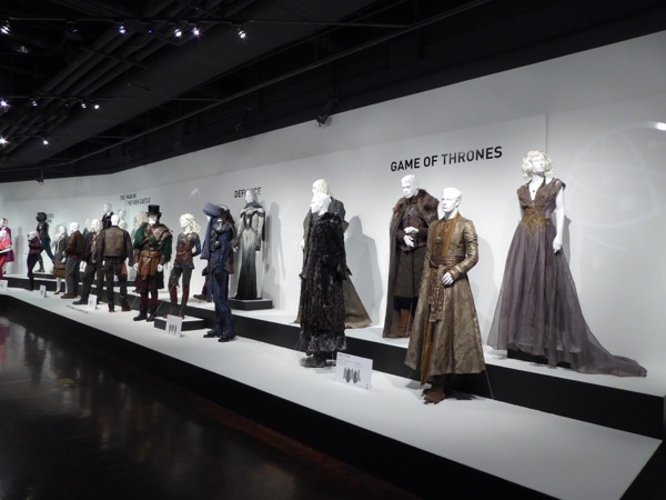 Game of Thrones 2016 TV costume exhibition FIDM Museum