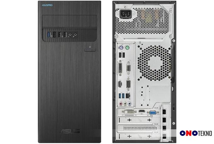 """ASUSPRO D340MC """" PC DESKTOP KORPORASI YANG ANDAL """""""
