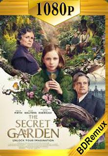 El jardín secreto (2020) [1080p BD REMUX] [Latino-Inglés] [LaPipiotaHD]