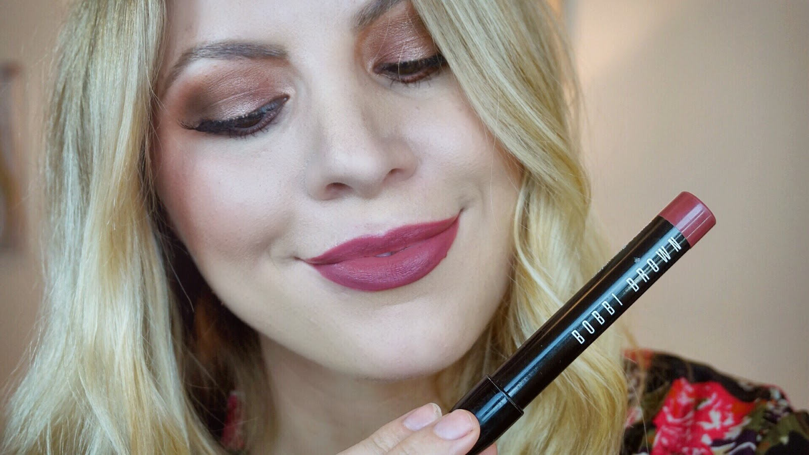Bobbi Brown Rose Brown Art Stick Review