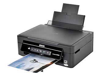 Image Epson Stylus SX235W Printer Driver