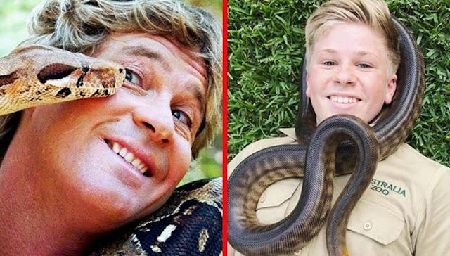 Наследие «Охотника за крокодилами»: сын Стива Ирвина продолжает его дело