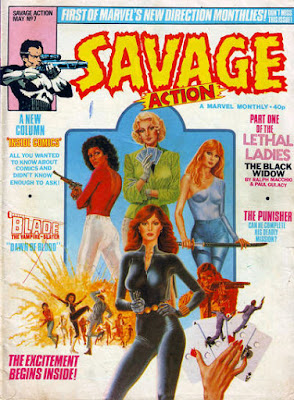 Savage Action #7