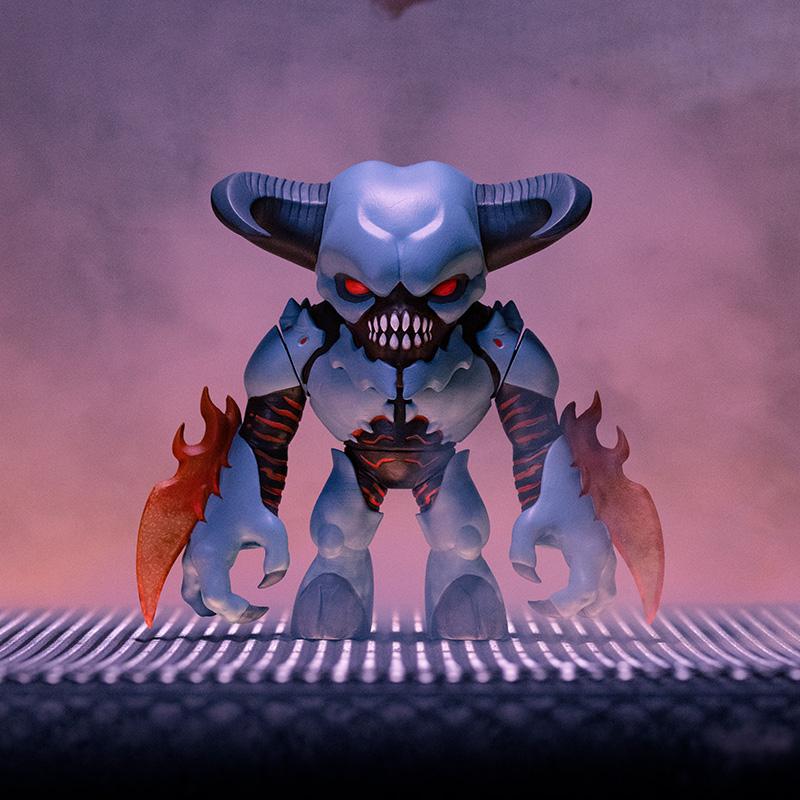 Doom Eternal Chibi Action Figure