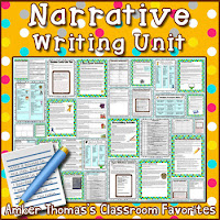 http://www.teacherspayteachers.com/Product/Personal-Narratives-Unit-Aligned-to-Gr-4-CCSS-398773