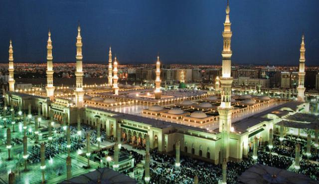 Kepercayaan masyarakat madinah sebelum Islam