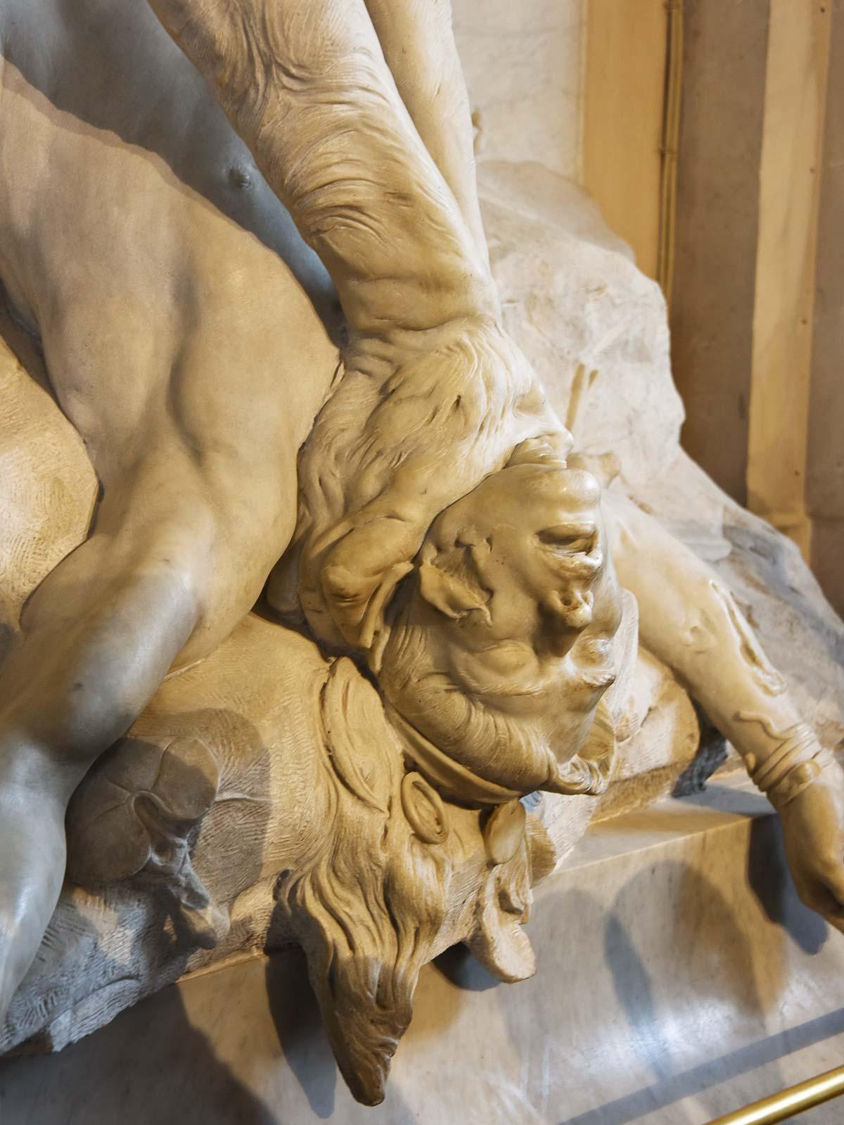 Emmanuel Fremiet Orangutan sculpture