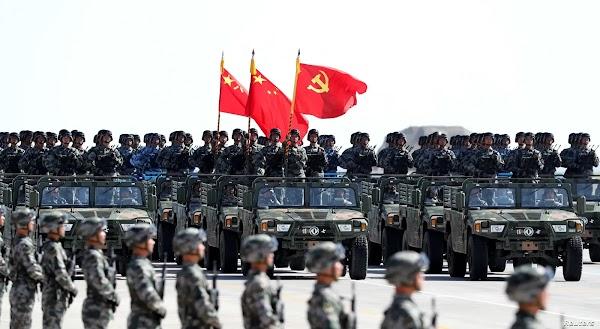 China Akan Meningkatkan Pengeluaran Militer untuk Mempersiapkan Perang dengan AS