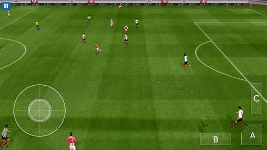 تحميل لعبة Dream League Soccer 2016 باتش PES 2017 للأندرويد اخر اصدار (تعمل اوفلاين)
