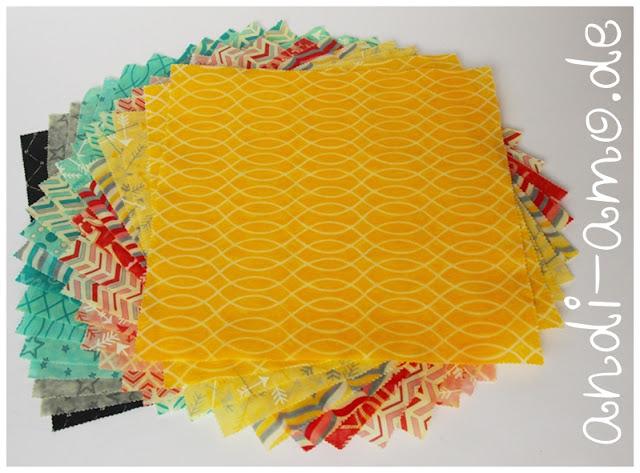 Bienenwachstücher hübsch verpackt