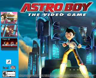 Download Astro Boy The Video Game ISO/CSO Save Data PSP PPSSPP For Android High Compress