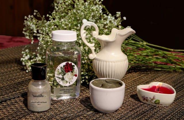 Obat-obatan bunga mawar