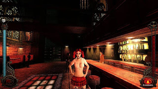 Vampire The Masquerade Bloodlines game seen