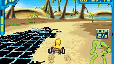 Digimon Racing screenshot 2