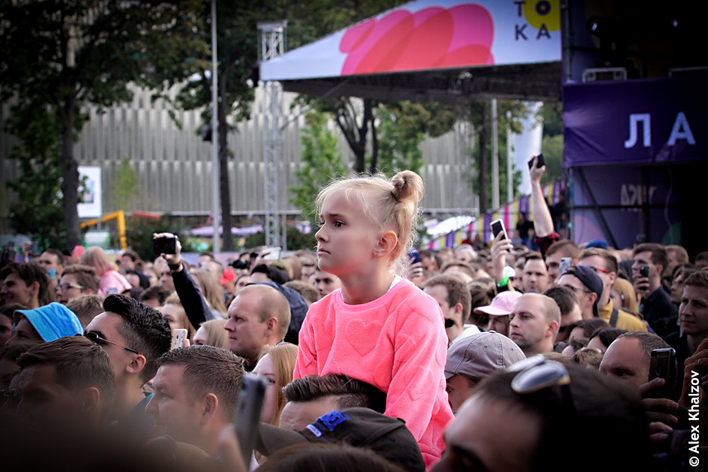 Элджей на фестивале Ласточка