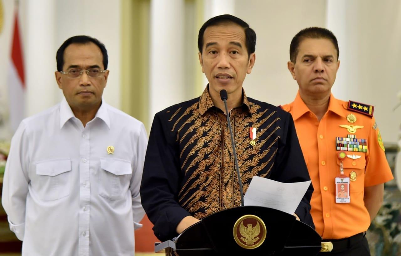 Kata Jokowi, Dua Provinsi Ini Bisa Dijadikan Contoh Penanganan Covid-19