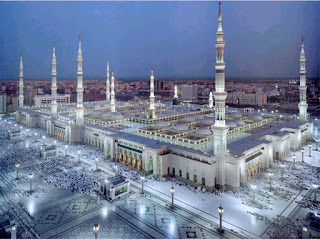 masjid di madinah