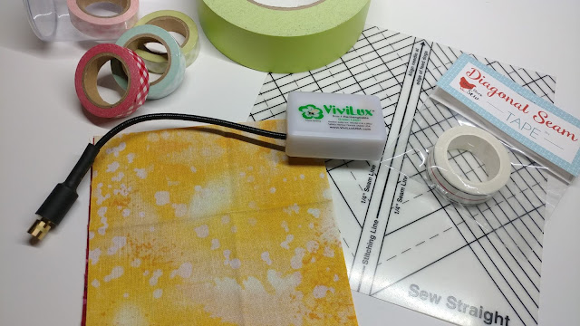 Tools for making half-square triangles